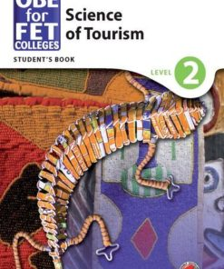 OBE for FET Colleges Science of Tourism Level 2 Student's Book