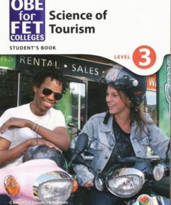 OBE for FET Colleges Science of Tourism Level 3 Student's Book