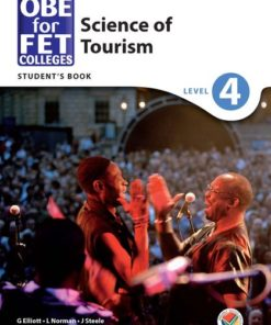 OBE for FET Colleges Science of Tourism Level 4 Student's Book