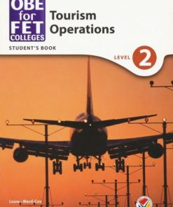OBE for FET Colleges Tourism Operations Level 2 Student's Book