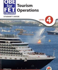 OBE for FET Colleges Tourism Operations Level 4 Student's Book