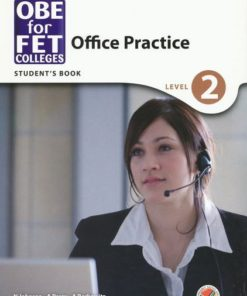 OBE for FET Colleges Office Practice Level 2 Student's Book