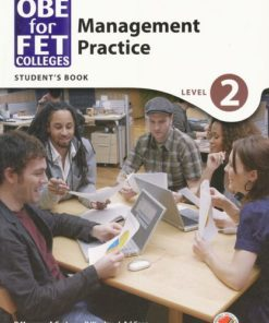 OBE for FET Colleges Management Practice Level 2 Student's Book