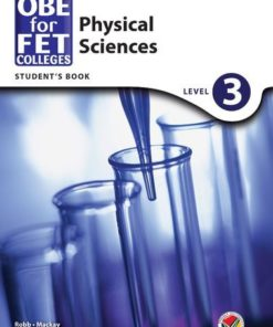 OBE for FET Colleges Physical Sciences Level 3 Student's Book