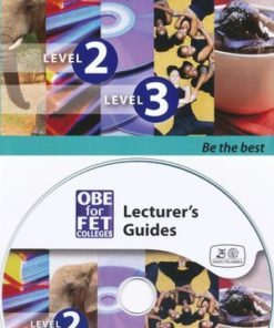 OBE for FET Colleges Level 2 and 3 Lecturer's Guide (CD)
