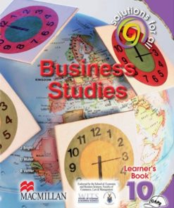 SOLUTIONS FOR ALL BUSINESS STUDIES GRADE 10 LB