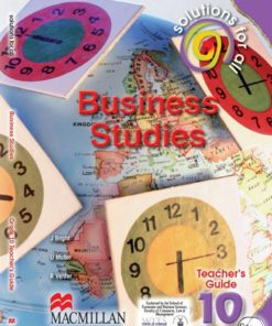 SOLUTIONS FOR ALL BUSINESS STUDIES GRADE 10 TG
