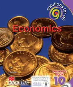 SOLUTIONS FOR ALL ECONOMICS GRADE 10 LEARNER'S BOOK