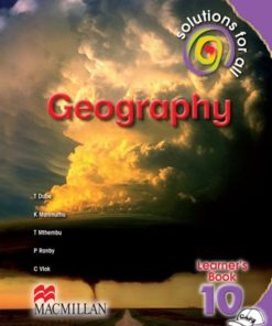 SOLUTIONS FOR ALL GEOGRAPHY GRADE 10 LEARNER'S BOOK