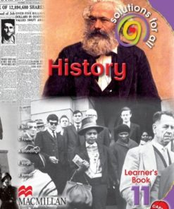 SOLUTIONS FOR ALL HISTORY GRADE 11 LEARNER'S BOOK