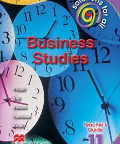 SOLUTIONS FOR ALL BUSINESS STUDIES GRADE 11 TG