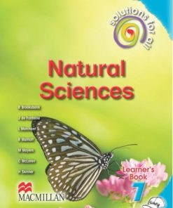 SOLUTIONS FOR ALL NATURAL SCIENCES GRADE 7 LEARNER'S BOOK