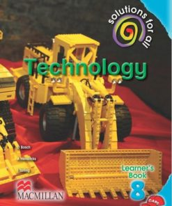 SOLUTIONS FOR ALL TECHNOLOGY GRADE 8 LEARNER'S BOOK