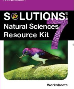 SOLUTIONS FOR ALL NATURAL SCIENCES GRADE 7 RESOURCE KIT