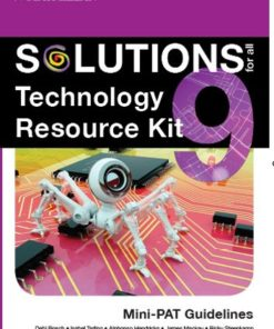 SOLUTIONS FOR ALL TECHNOLOGY GRADE 9 RESOURCE KIT