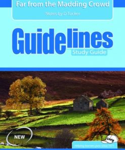 FAR FROM THE MADDING CROWD LITERATURE GUIDE