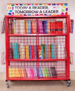 THE FOUNDATION PHASE READING TROLLEY