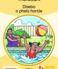 DISEBO O PHELA HANTLE - GRADE 1