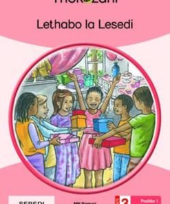 LETHABO LA LESEDI - GRADE 3