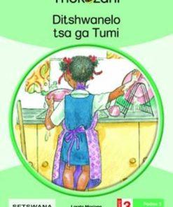 DITSHWANELO TSA GA TUMI - GRADE 3