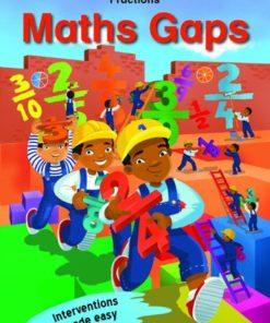 MATHS GAPS INTERMEDIATE PHASE BOOK 1: FRACTION