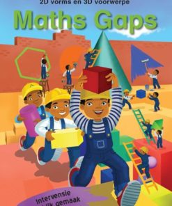 MATHS GAPS INTERMEDIATE PHASE 2D SHAPES AND 3D OBJECTS