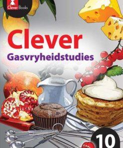CLEVER GASVRYHEIDSTUDIES GRAAD 10 LB