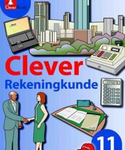 CLEVER REKENINGKUNDE GRAAD 11 OEFENINGSBOEK