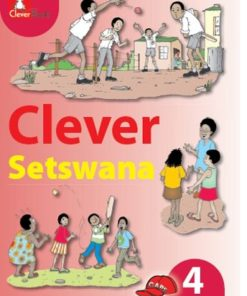 CLEVER SETSWANA KEREITI 4 PADISO