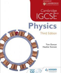 Cambridge/ International Exam IGCSE PHYSICS 3 ED REV