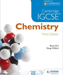 Cambridge/ International Exam IGCSE CHEMISTRY 3 ED SB
