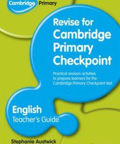 Cambridge/ International Exam PRIMARY CKP ENGLISH TG