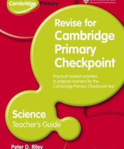 Cambridge/ International Exam PRIMARY CKP SCIENCE TG