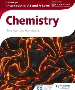 Cambridge/ International Exam AS/A LVL CHEMISTRY