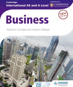 Cambridge/ International Exam AS/A LVL BUSINESS