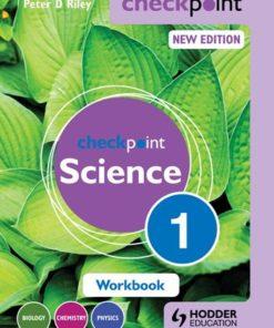 Cambridge/ international exam Checkpoint SCIENCE WB 1