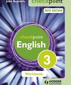 Cambridge/ international exam Checkpoint ENGLISH WB 3