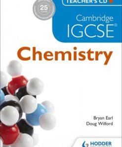 CAMBRIDGE IGCSE CHEMISTRY 3RD ED TEACHER'S CD ROM