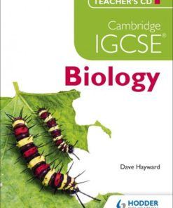 CAMBRIDGE IGCSE BIOLOGY 3RD ED TEACHER'S CD ROM