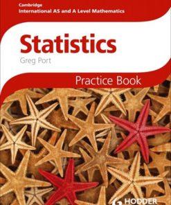 Cambridge/ International Exam A/AS LVL STATISTICS PB