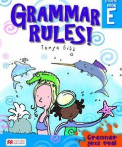 GRAMMAR RULES E