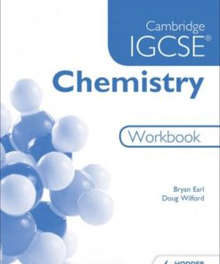 Cambridge/ International Exam IGCSE CHEMISTRY PB