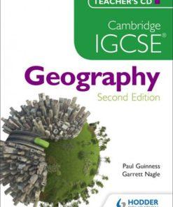 Cambridge/ International Exam IGCSE GEOGRAPHY T + CD