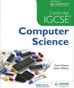 Cambridge/ International Exam IGCSE COMPUTER SCIENCE