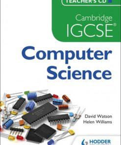 Cambridge/ International Exam IGCSE COMP SCIENCE TB