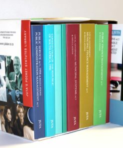 Public Sector Accounting Pocket Library (9-volume set)