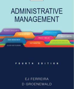 Administrative Management 4e
