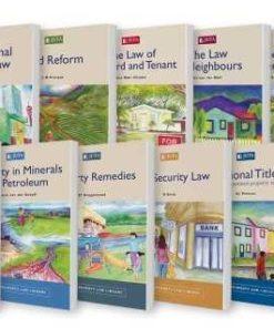Juta's Property Law Library Bundle (11-Volume Set)