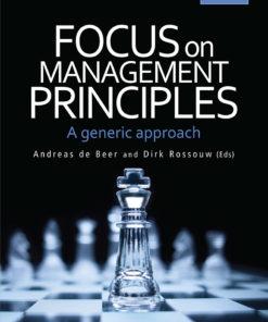Focus on Management Principles 4e (Print)