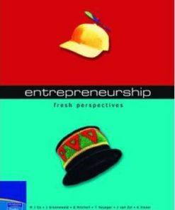 Entrepreneurship Fresh Perspectives